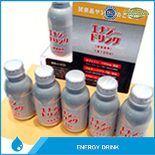 Oem energy drink, private label energy drink, wholesale energy drink with caffeine and carbonate