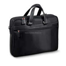 High End Leather Work Briefcase Laptop Bag By Medexo International