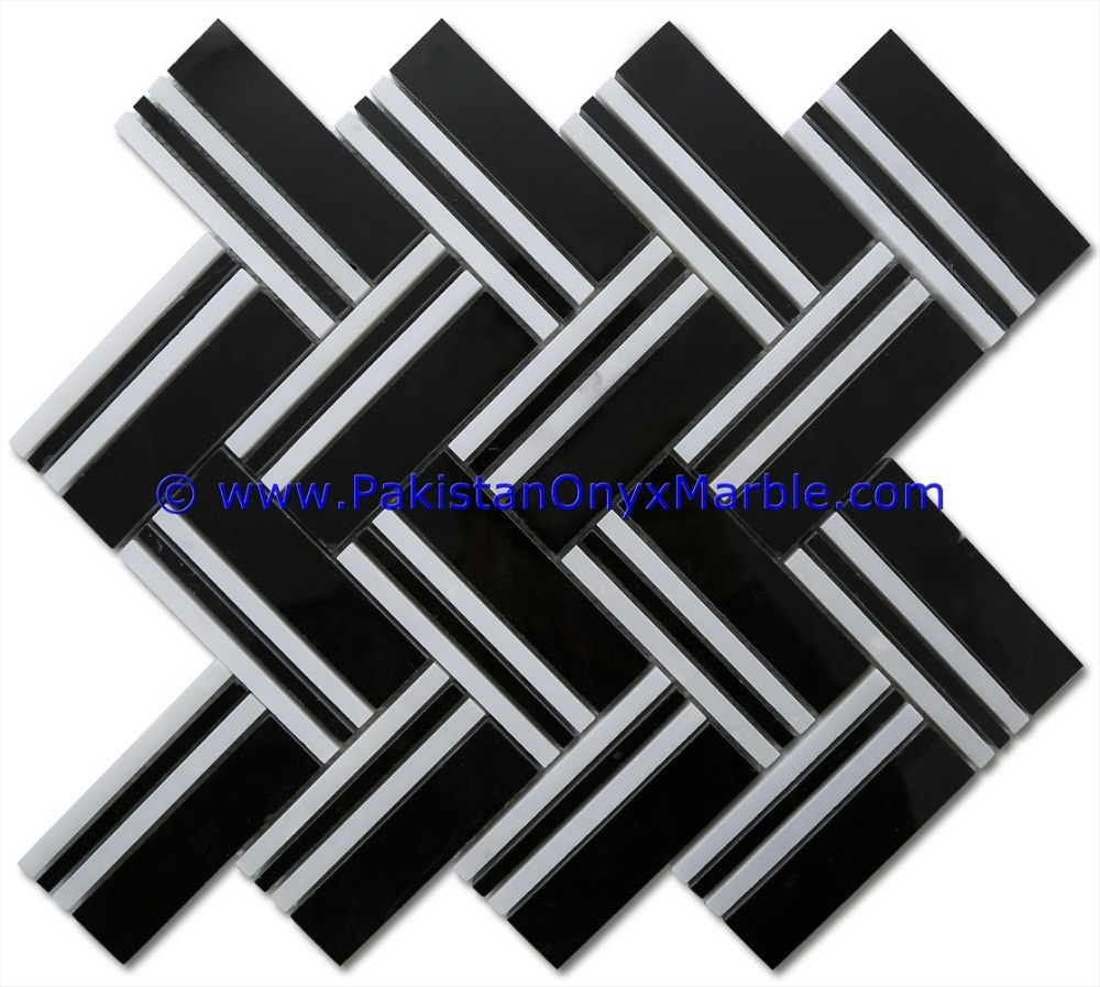 MARBLE MOSAIC BORDERS TILES FOR WALLS FLOOR KITCHEN BATHROOM HOME DECOR NEW DESIGNS