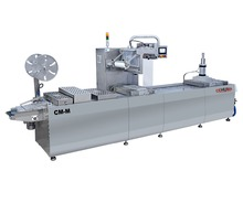 Full Automatic Thermoform Vacuum Packaging Machine