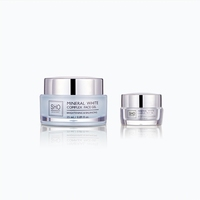 Mineral White Complex Gel for brightening, pore tightening, anti-aging and moisturizer brand SHO skincare product of Thailand