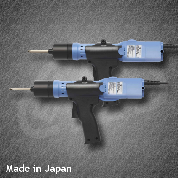Electric Screwdriver Nitto DELVO A series made in Japan