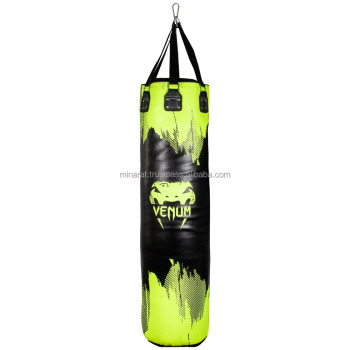 HiViz Punchbag Un Filled Heavy Punch Bag Chain Kickbag kick boxing MMA Training