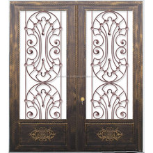 cheap wrought iron door
