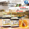 Natural Raw Bee Honey Products From