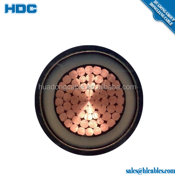 11kv 4 core 300 sqmm XLPE Insulated electrical power cable price