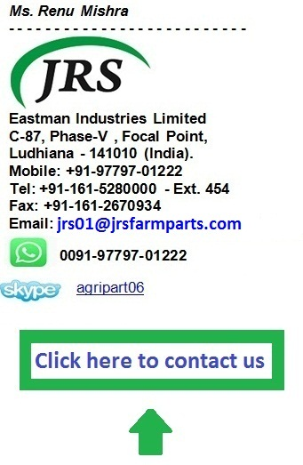 India's ISO Certified company for Linkage Parts