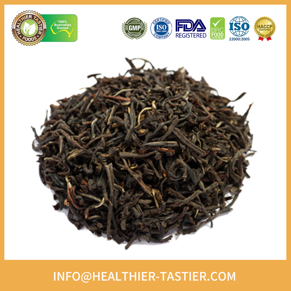 High Quality Wholesale Healthy Best Brands Organic Black Tea
