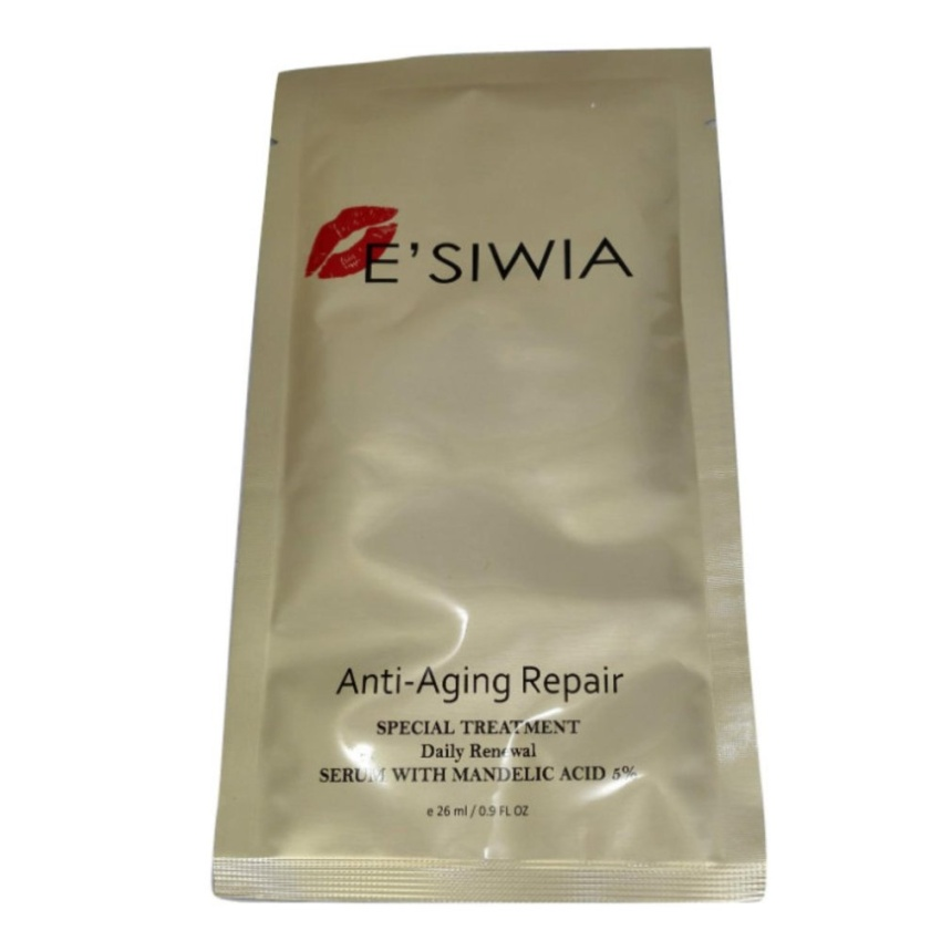 Anti-ageing Whitening Esiwia 3D Snail Serum Facial Sheet Mask