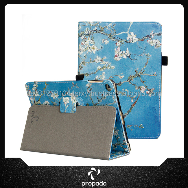 New Arrival Cheap Price PU Leather Stand Tablet Case Cover For Ipad Air Mini