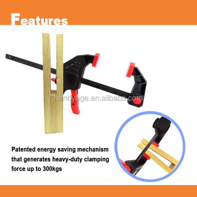[Handy-Age]-Professional Effort-Saving Bar Clamp (HT2300-045)