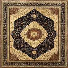 for home indian fine weave Newzealand wool hand knotted rugs