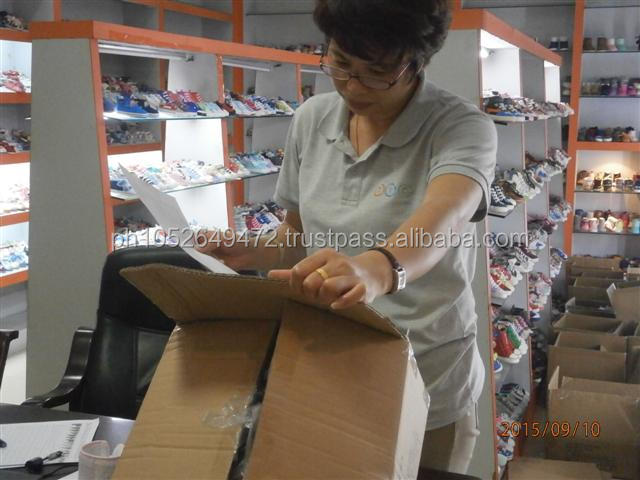 Shoes & Apparels 3rd Party Inspection ervice in China