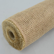Factory Made Multi purpose Eco-Friendly natural jute burlap Roll/ Jute Tape