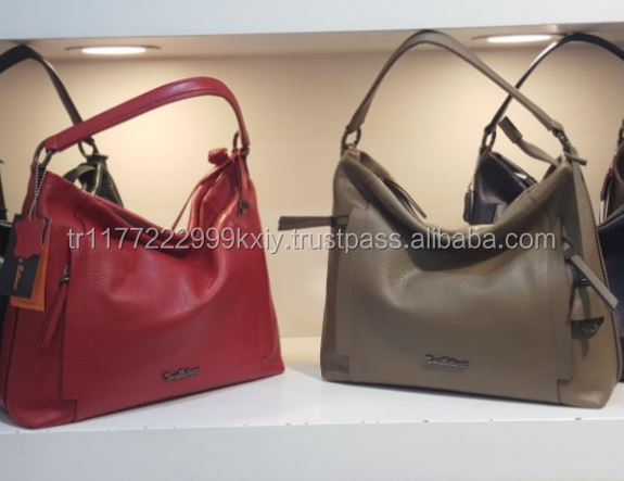 Cheap Genuine Leather New Season Trend Woman Handbag With Your Brand Name or Logo Istanbul Turkey