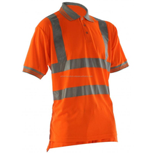 100% Polyester Hot Sale Men's Working Shirts