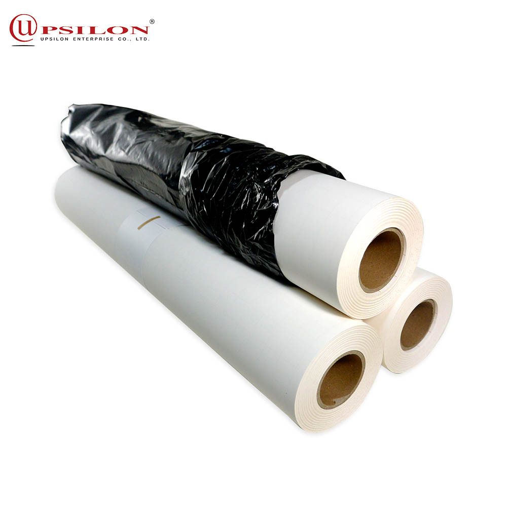 Dark Textile Inkjet Heat Transfer Paper Roll