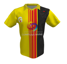 Customized Sublimated Cricket Jersey