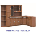 Big Kitchen Cabinet Set, Big Corner Kitchen Unit, Whole Kitchen Cabinet Set