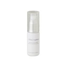 Pure hyaluronic acid nano serum in bottles with moisturizing ingredients such as squalane