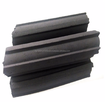 high quality coconut shell briquette charcoal from Belgium