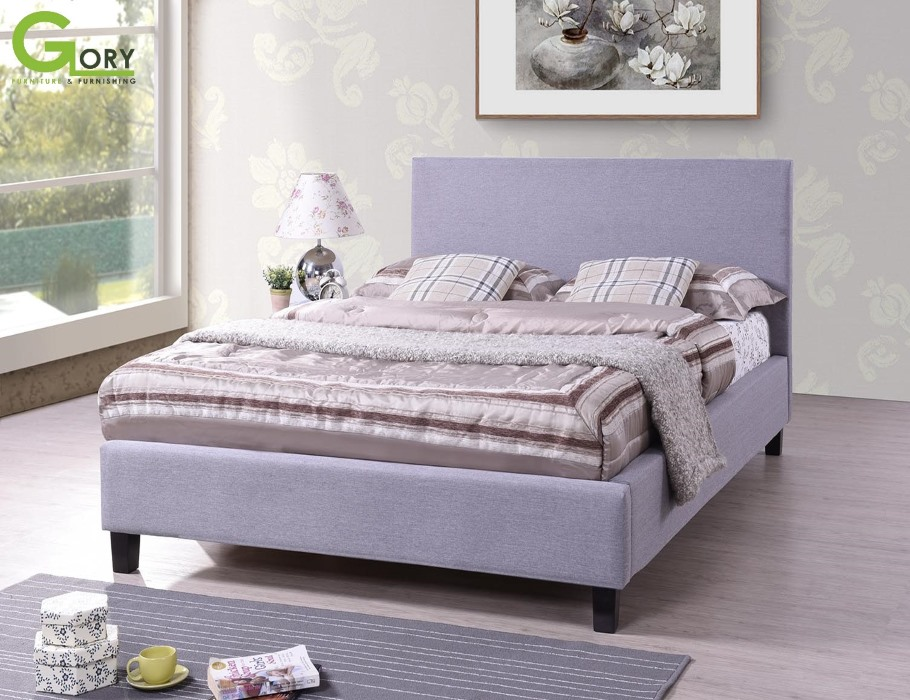 upholstery bed, Fabric Bed, Alpine Upholstery Bed
