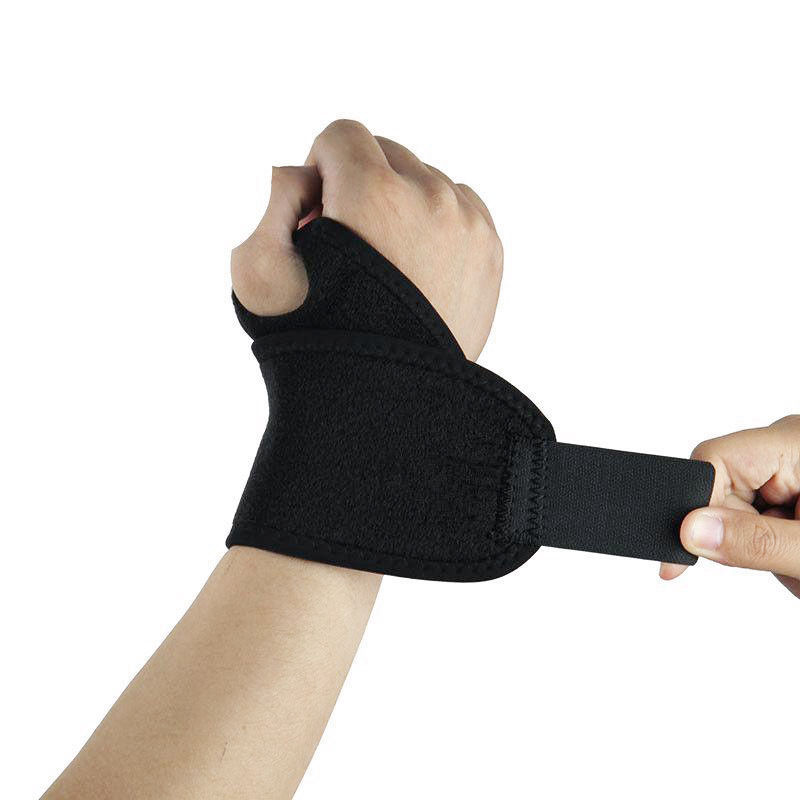 Top Selling High Quality Wrist Support for Weightlifting and CrossFits ,Adjustable Wrist Strap,