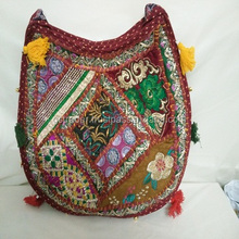 Wholesale Fashion Bag for woman's Indian Vintage tote bag Online hand bag