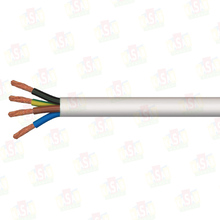 H05VV-F 2x1.5 mm2 Flexible Electrical Cable High Quality Best Price