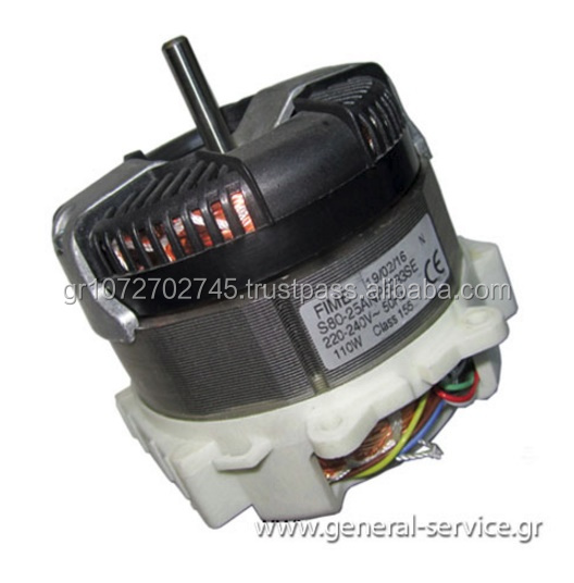 ELICA HOOD SPARE PART : MOTOR (LEFT) , CONSTRUCTOR CODE : S255233 , 2007YR/R