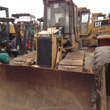 used caterpillar D6C crawler bulldozer D6C ,caterpillar used D6 dozer with good performance