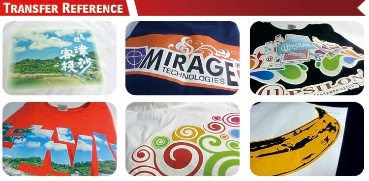 T-shirt Inkjet Heat Transfer Printing Paper Wholesale