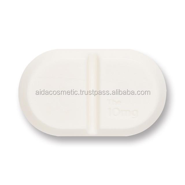 Best Quality The10mg Pill Soap bar Bath Face OEM Hotel mini Natural_Plain Yogurt