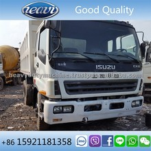 Used Isuzu Forward Dump Truck