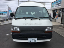 GOOD CONDITION USED CARS FOR TOYOTA HIACE GL LH125 EXPORTED FROM JAPAN