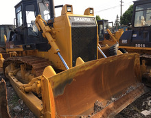 Fuel-efficient shantui machine SD22 bulldozer for sale, used shantui bulldozer at low working hours