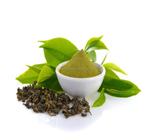 100% Natural Organic Green Tea Extract Powder