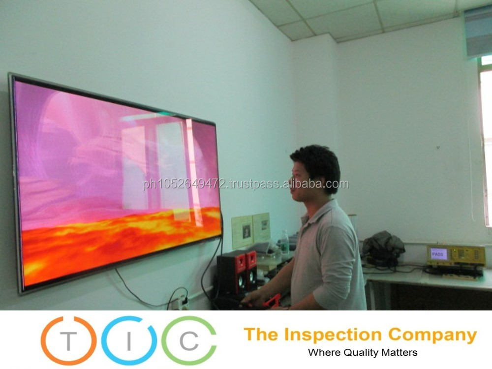 Third Party Inspection in Macau for LCD TV