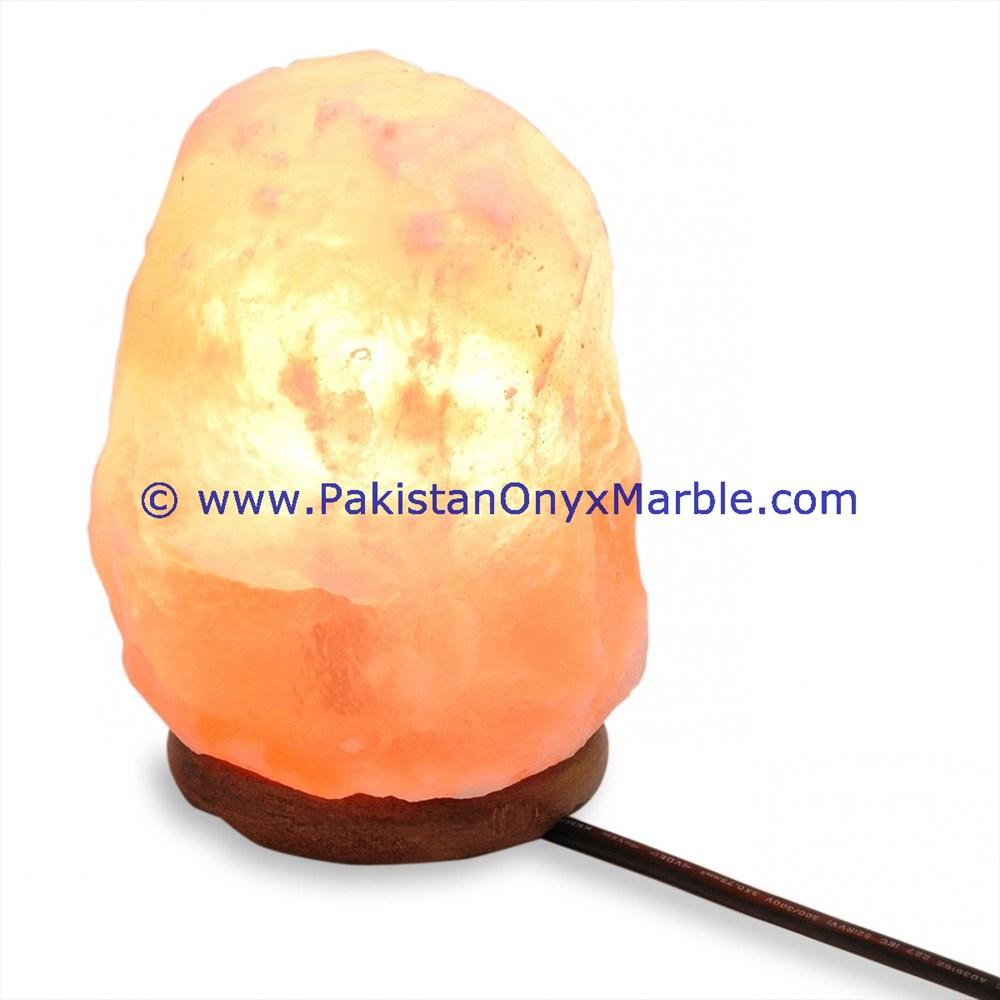 indoor air purification Himalayan Crystal Natural salt lamp 8-10 kg. Made with pure Himalayan natural pink crystals