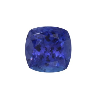 rare cushion cut natural AAAA tanzanite gemstones