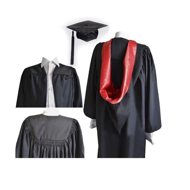bachelors hood for graduation_Yuanwenjun.com