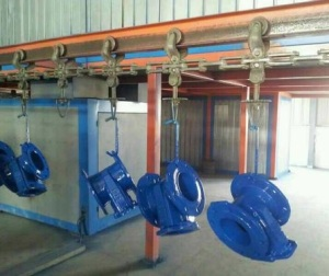 Fair Price and Fast Delivery Malaysia Penang Blasting and Thermoset Powder Coating Factory