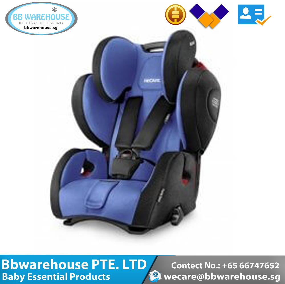 RECARO YOUNG SPORT ASIA Assorted Colours safety baby car seat best quality