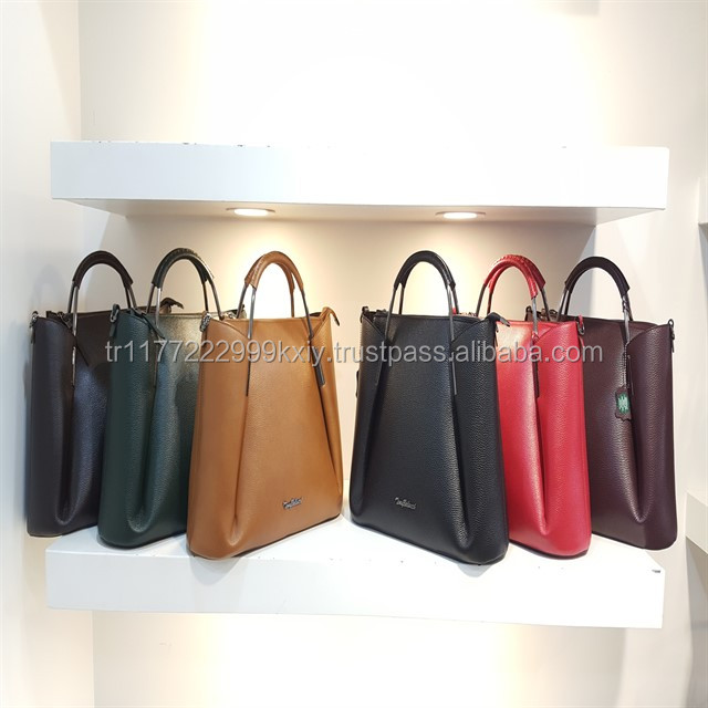Luxury Fashion Genuine Leather High Quality Woman Handbag for Winter