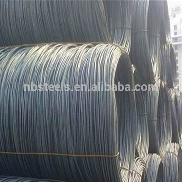 SAE1006,SAE1008 wire rod 6.5mm