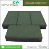 Recycled Rubber Pavers Rubber Paving Bricks