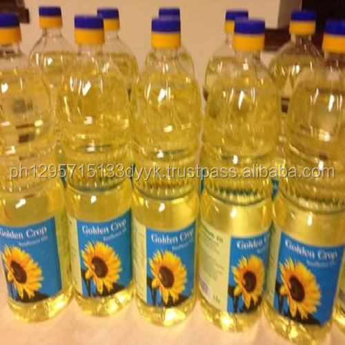 Refined Sunflower Oil, (1L, 2L, 3L, 5L, 10L PET Bottle) Refined vegetable Cooking Oil for sale
