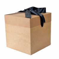 Pop Up Gift Box With Customized