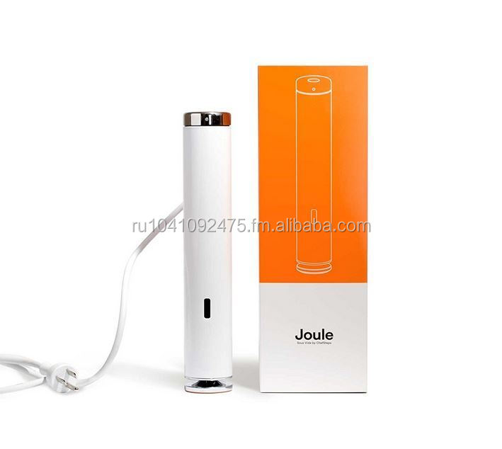 ChefSteps CS10001 Joule Sous Vide White Immersion Circulator Precision Cooker