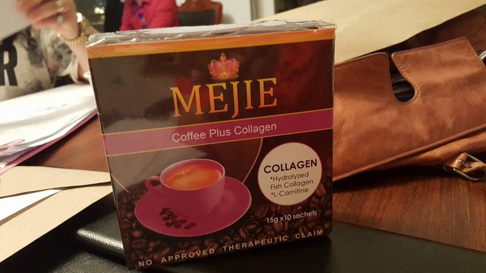Mejie Coffee Slim plus Collagen